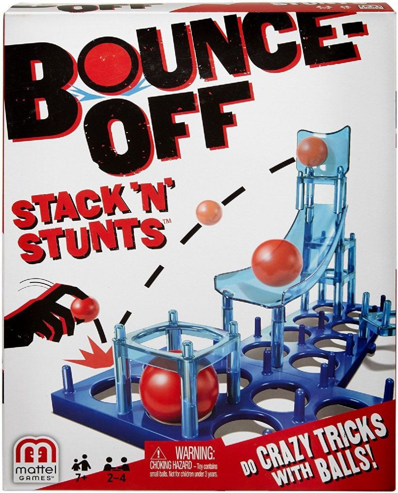 Bounce Off Stack N Stunts Game